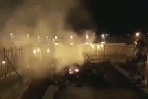 آتشسوزی در مسجدالاقصی