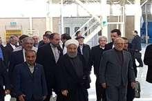 شرکت خودروسازی فردا در سمنان با حضور رئیس جمهوری افتتاح شد