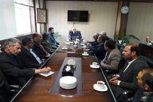 فرماندار تربتحیدریه بر فراهم شدن زمینه حضور حداکثری مردم در انتخابات تاکید کرد