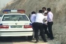 جزییات تیراندازی به پلیس راهور و شهادت و مجروحیت ماموران پلیس