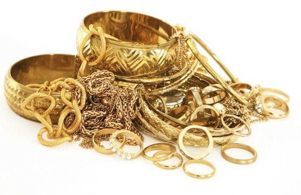 کشف بیش از ۵ کیلو طلای قاچاق در مرز بازرگان