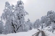 مازندران برای مقابله با بحران برف و سرما آماده باش شد