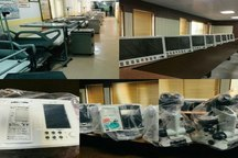 سطح تجهیز بیمارستان شهدای دهلران افزایش یافت