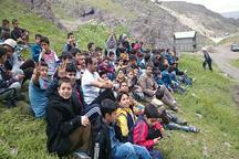 لغو اردوهای مدارس به دلیل شرایط نامساعد جوی هوا