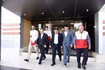 استانداران تهران و البرز وارد خوزستان شدند