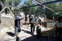 بسیج سازندگی تربت حیدریه ساخت مسکن برای مددجویان روستایی را آغاز کرد
