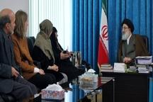 مسیحی سوئدی تبار به دین مبین اسلام مشرف شد