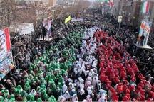 مسیرهای راهپیمایی یوم الله 22 بهمن در لرستان مشخص شد
