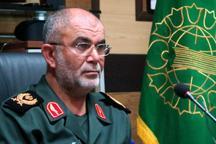 فرمانده سپاه بوشهر: سامانه موشکی جمهوری اسلامی توان بازدارندگی ایران را دوچندان کرده است