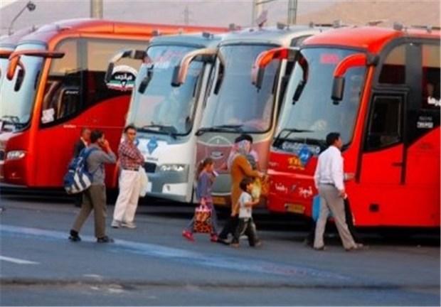 124 هزار مسافر نوروزی با ناوگاون حمل و نقل عمومی جابجا شدند