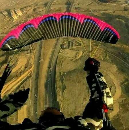 ورزشکار جمی به مسابقات جهانی ورزش های هوایی روسیه اعزام می شود