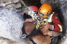 پدر و پسر همدانی بر اثر گاز گرفتگی در چاه جان باختند