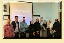 معلم البرزی به جشنواره الگوهای برتر تدریس کشور راه یافت