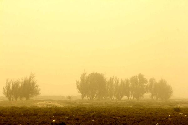 هوای استان ایلام در وضعیت اضطرار قرار گرفت