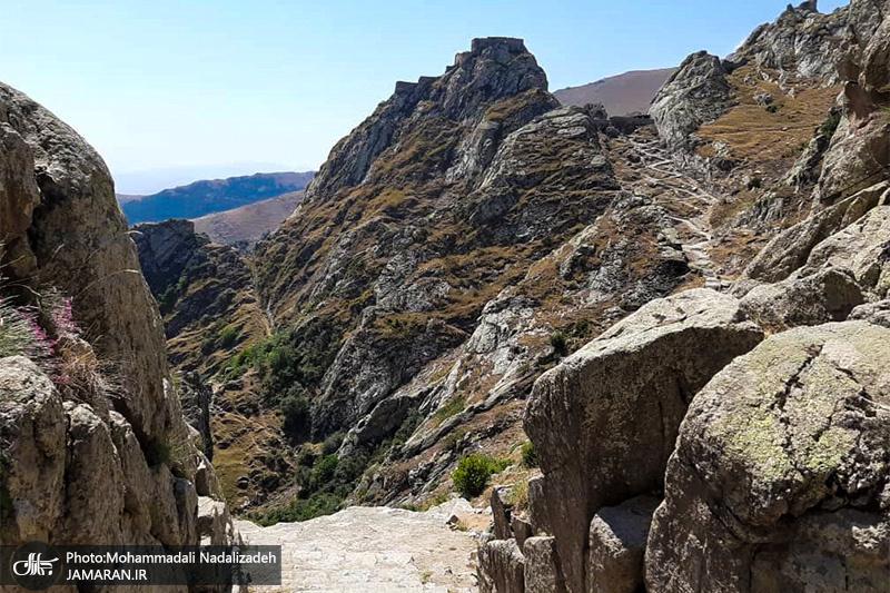 قلعه بابک کلیبر