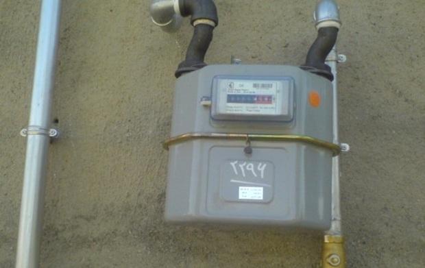 گاز بخشی از مناطق کرج قطع می شود