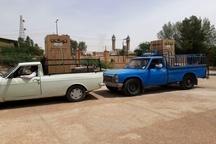 پرداخت جهیزیه، دو زوج ساکن در مناطق محروم ماهشهر توسط یکی از خیرین