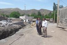 طرح هادی 18 روستای میانه بهره برداری می شود