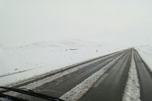 تصاویر | اردیبهشت برف و بارانی در آذربایجانغربی