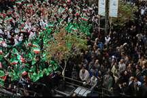 استاندار و نماینده ولی فقیه از حضور مردم در 13 آبان تقدیر کردند