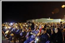 جشنواره 'شهرخورشید'درخورموج گشایش یافت