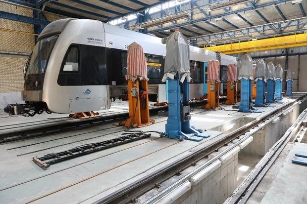 900 میلیارد ریال صرفه جویی در تعمیر قطار شهری مشهد محقق شد
