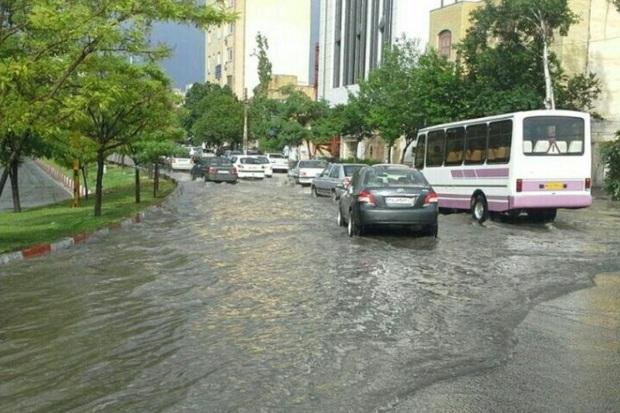 هواشناسی نسبت به وقوع سیل در سمنان هشدار داد