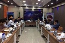 جلسه کمیته آموزش و اطلاع رسانی گرمای هوا و تشعشعات نور خورشید در خوزستان برگزار شد