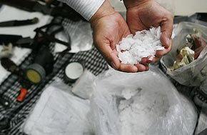 ۱۶۵ کیلو شیشه در عملیات مشترک پلیس خراسان جنوبی و سمنان کشف شد