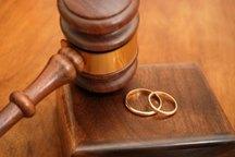 کاهش زندانیان جرایم کیفری و طلاق در خراسان رضوی