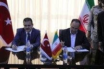 تفاهمنامه همکاری بین فرماندار ارومیه و والی حکاری ترکیه امضا شد