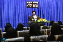 سید حسن خمینی :حضرت صدیقه طاهره(س) بزرگترین مادر شهید تاریخ است