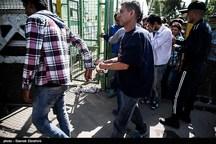معتادان متجاهر شهرستان پلدختر جمعآوری شدند