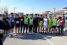 مسابقات دوصحرانوردی ناشنوایان در قزوین پایان یافت