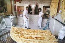 45 واحد نانوایی در مشهد بطور فوق العاده فعالیت دارند