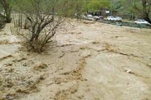 احتمال بارش شدید باران و سیلابی شدن مسیل ها در قزوین