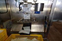 بهره برداری از 3 دستگاه اتوماتیک بسته بندی بهداشتی آب شرب در ارومیه