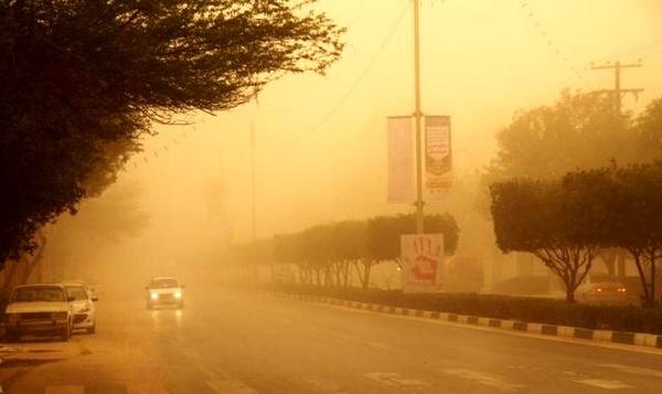هشدار دانشگاه علوم پزشکی هرمزگان درباره آلودگی هوا در هرمزگان