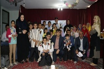 برگزاری جشن ولادت امیرالمومنین(ع) و تجلیل از ایتام توسط کمیته امداد ایذه + تصاویر