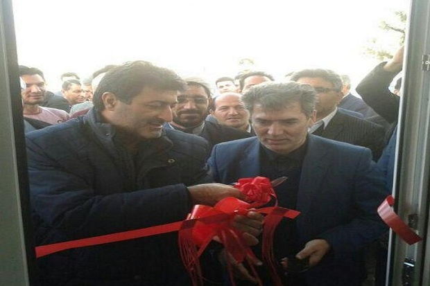 13 پروژه عمرانی و خدماتی در پارس آباد مغان افتتاح شد