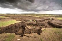 خاکی که از چهارمحال و بختیاری می رود