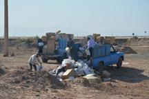 بیش از 23 تن مواد غذایی فاسد در سبزوار معدوم شد