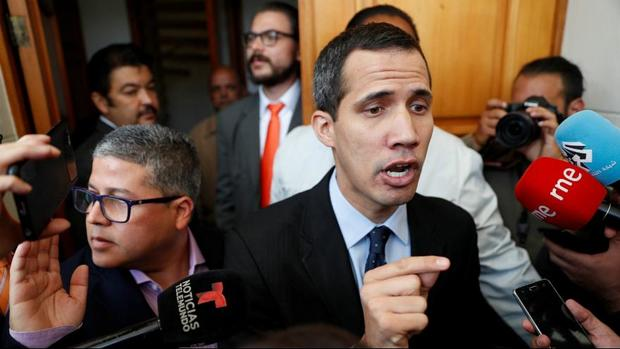 رهبر مخالفان ممنوع خروج و حساب های بانکی اش مسدود شد