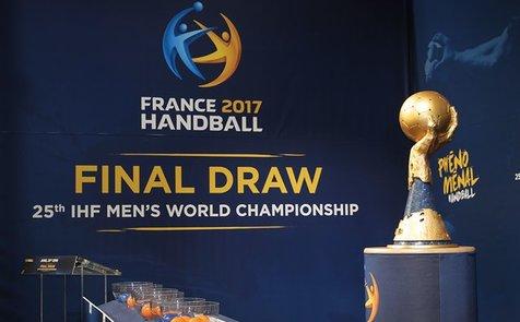 برنامه رقابتهای هندبال قهرمانی جهان 2017 فرانسه