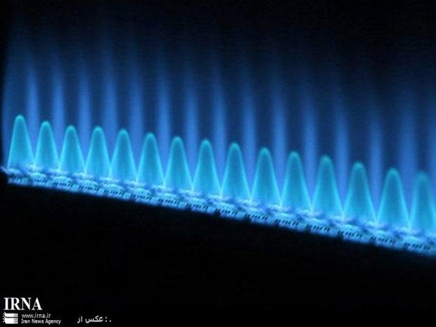 گاز قطع شده مشترکان در کلات وصل شد