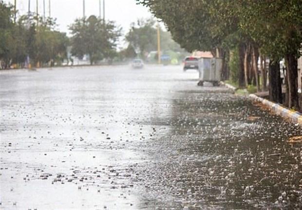 خوزستان شنبه شاهد بارندگی همراه با تندباد است
