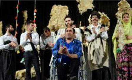 چهارمحال و بختیاری میزبان جشنواره تئاتر منطقه ای معلولان کشور