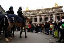 بازداشت گسترده معترضان جلیقه زرد در فرانسه+تصاویر