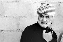 سردار حاج قاسم سلیمانی فرمانده جهانی علیه جبهه تکفیر است