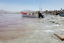 دریاچه ارومیه تا سال ۱۴۰۲ به تراز اکولوژیک می رسد